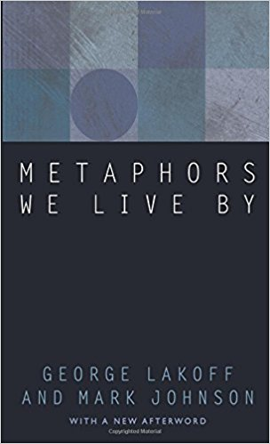 The best books on Rethinking Economics - Metaphors We Live By by George Lakoff