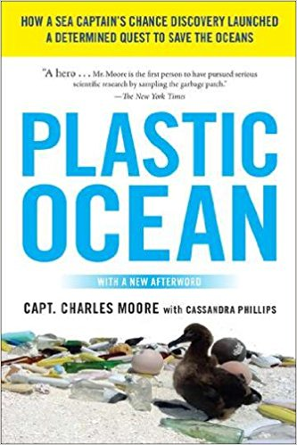 The best books on Pollution - Plastic Ocean by Charles Moore