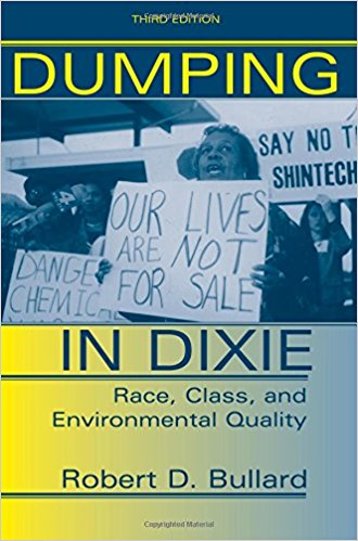 The best books on Pollution - Dumping in Dixie by Robert Bullard
