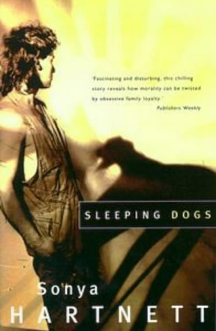 Jean Webb on Children's Books About Relationships - Sleeping Dogs by Sonya Hartnett