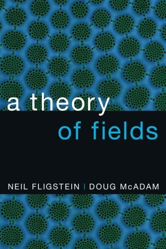 The best books on Economic Sociology - A Theory of Fields by Doug McAdam & Neil Fligstein