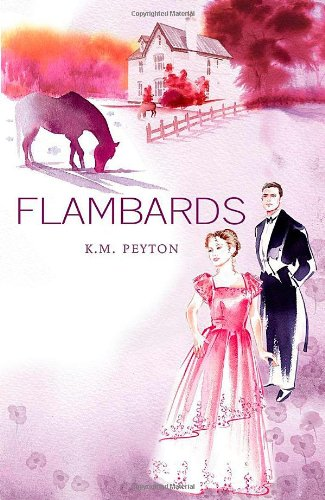 The best books on Outsiders - Flambards by K M Peyton