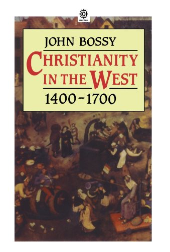 The best books on The Reformation - Christianity In The West 1400-1700 by John Bossy