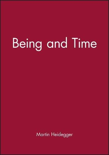The best books on Continental Philosophy - Being and Time by Martin Heidegger