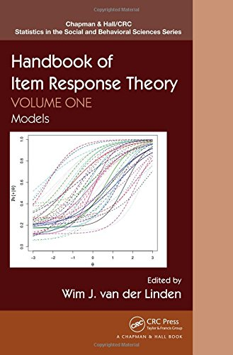 The best books on Educational Testing - Handbook of Item Response Theory (3-volume series) by Wim van der Linden (editor)