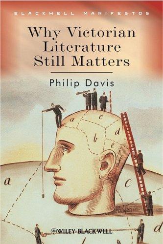 The Best George Eliot Books - Why Victorian Literature Still Matters by Philip Davis