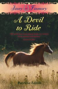 Rachel Hickman recommends the best Novels Set in Wild Places - A Devil to Ride by Patricia Leach