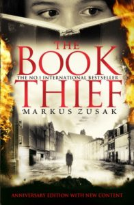 The best books on Synaesthesia - The Book Thief by Marcus Zusak