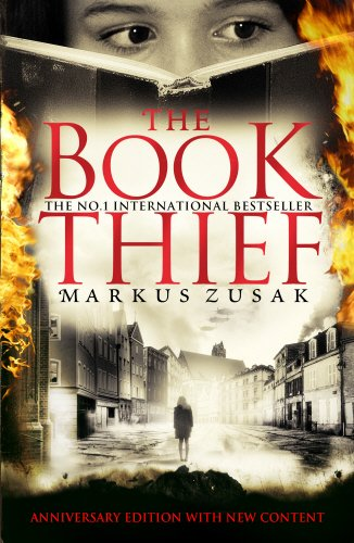 The best books on Synaesthesia: The Book Thief by Marcus Zusak