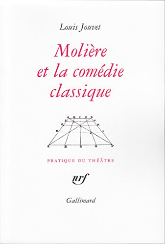 The best books on French Theatre - Molière et la comédie classique by Louis Jouvet