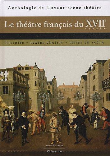 Anthologie de L'avant-scène théâtre