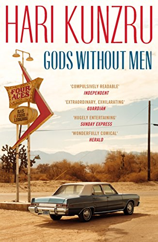 The best books on The American Desert - Gods Without Men by Hari Kunzru