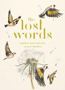 The Best Picture Books of 2017 - The Lost Words Robert Macfarlane and Jackie Morris (illustrator)