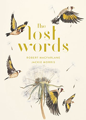 The Lost Words Robert Macfarlane and Jackie Morris (illustrator)
