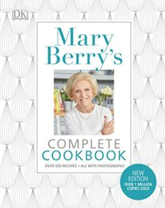 Mary Berry recommends her Favourite Cookbooks - Mary Berry's Complete Cookbook: Over 650 recipes by Mary Berry