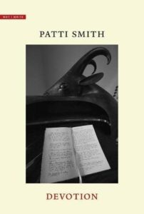 Best Humanist Books of 2017 - Devotion (Why I Write) by Patti Smith