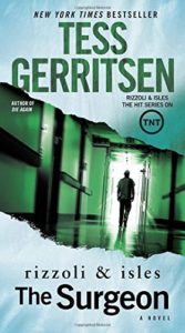Tess Gerritsen recommends her Favourite Thrillers - The Surgeon by Tess Gerritsen