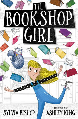 The Best Tween Books of 2017 - The Bookshop Girl by Sylvia Bishop