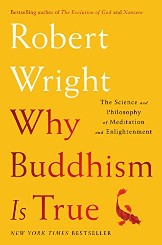 The Best Philosophy Books of 2017 - Why Buddhism is True: The Science and Philosophy of Meditation and Enlightenment by Robert Wright