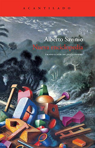 Enrique Vila-Matas on Books that Shaped Him - Nueva Enciclopedia by Alberto Savinio