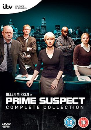 Prime Suspect — The Complete Collection (DVD)