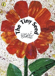 Books about the Weather for Kids - The Tiny Seed by Eric Carle