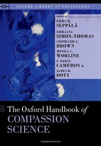 The best books on Emotional Intelligence - The Oxford Handbook of Compassion Science by ed. Seppälä et al