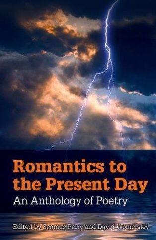 Rollercoasters: Romantics to the Present Day: An Anthology of Poetry by Seamus Perry and David Womersley (editors)