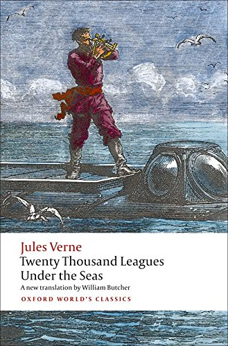 The best books on Anthropocene Oceans - Twenty Thousand Leagues Under the Sea by Jules Verne