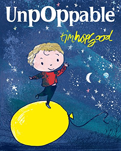 Books about the Weather for Kids - Unpoppable by Tim Hopgood
