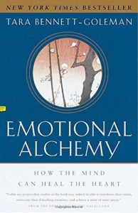 The best books on Emotional Intelligence - Emotional Alchemy: How the Mind Can Heal the Heart by Tara Bennett-Goleman
