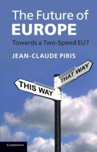 The best books on The European Union - The Future of Europe: Towards a Two-Speed EU? by Jean-Claude Piris