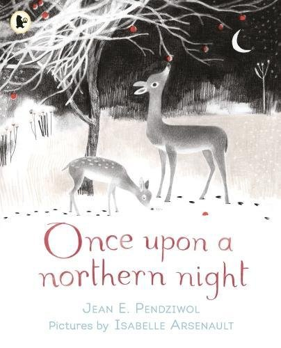 Once Upon a Northern Night by Isabelle Arsenault & Jean E Pendziwol