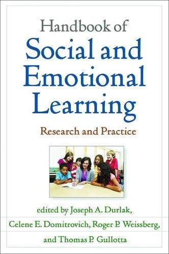 The best books on Emotional Intelligence - Handbook of Social and Emotional Learning: Research and Practice by ed. Durlak et al