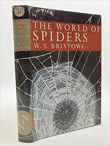 The best books on Spiders - The World Of Spiders by W S Bristowe