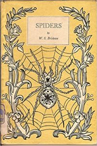 The best books on Spiders - A Book of Spiders by W S Bristowe