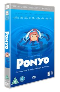 The best books on Anthropocene Oceans - Ponyo by Hayao Miyazaki