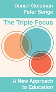 The best books on Emotional Intelligence - The Triple Focus: A New Approach to Education by Daniel Goleman and Peter Senge