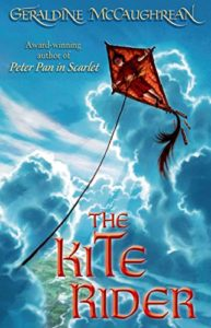 Geraldine McCaughrean on Her Books Based on True Events - The Kite Rider by Geraldine McCaughrean