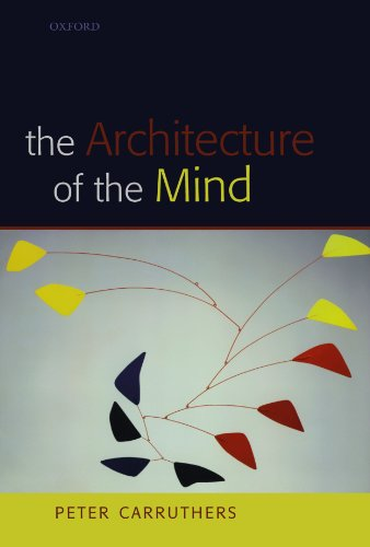 The best books on Philosophy of Mind - The Architecture of the Mind by Peter Carruthers
