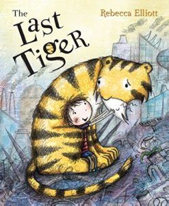 Best Environmental Books for Kids - The Last Tiger by Rebecca Elliott