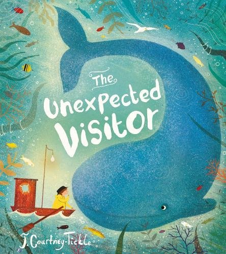 The Unexpected Visitor by Jessica Courtney-Tickle