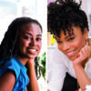Jamia Wilson and Andrea Pippins