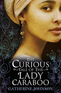 The Best Historical Fiction for Teens - The Curious Tale of the Lady Caraboo by Catherine Johnson