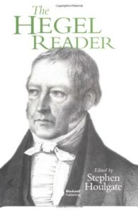 The Best Hegel Books - The Hegel Reader by Stephen Houlgate