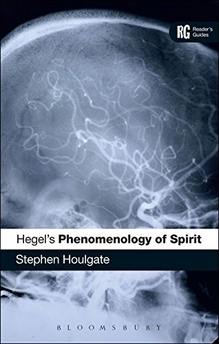The best books on Hegel - Hegel's 'Phenomenology of Spirit': A Reader's Guide by Stephen Houlgate