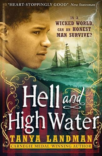 The Best Historical Fiction for Teens - Hell and Highwater by Tanya Landman