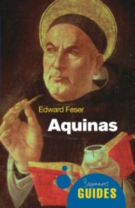 The best books on Arguments for the Existence of God - Aquinas: A Beginner's Guide by Edward Feser