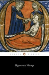 The best books on Medicine and Literature - Hippocratic Writings by Hippocrates