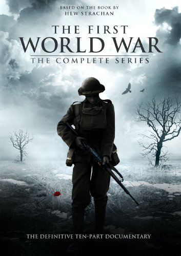 The Best Military History Books - The First World War (DVD) by Hew Strachan